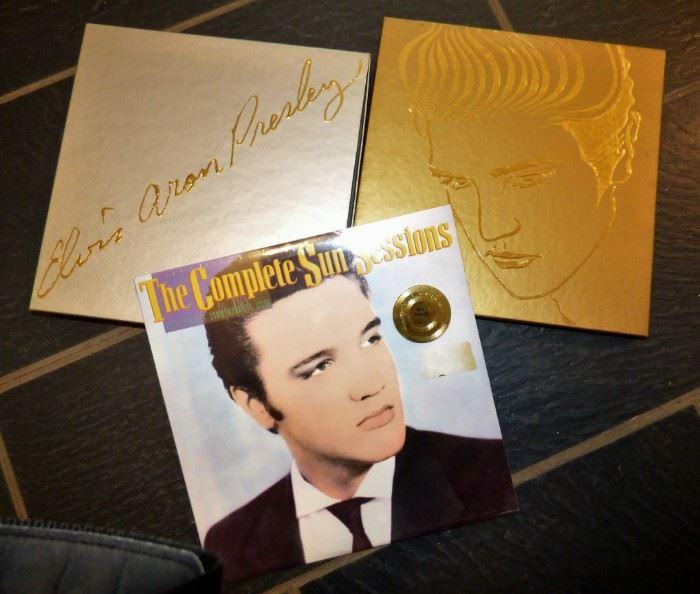 Elvis LP Album Sets