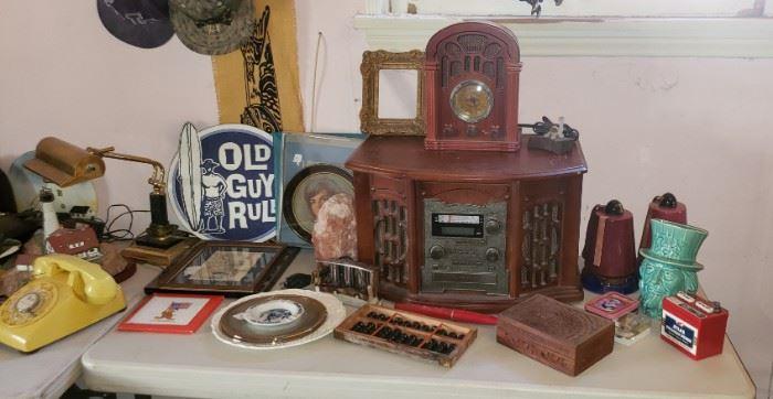 collectible radios