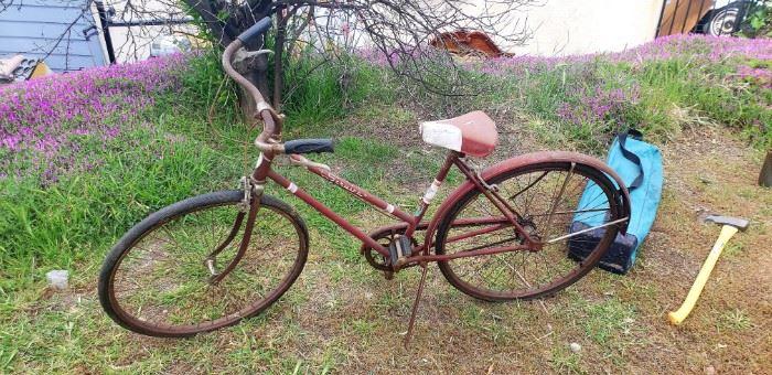 vintage schwinn bike