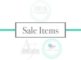 18 Sale Items