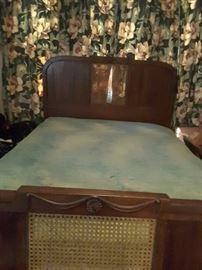 Vintage Master Bed.