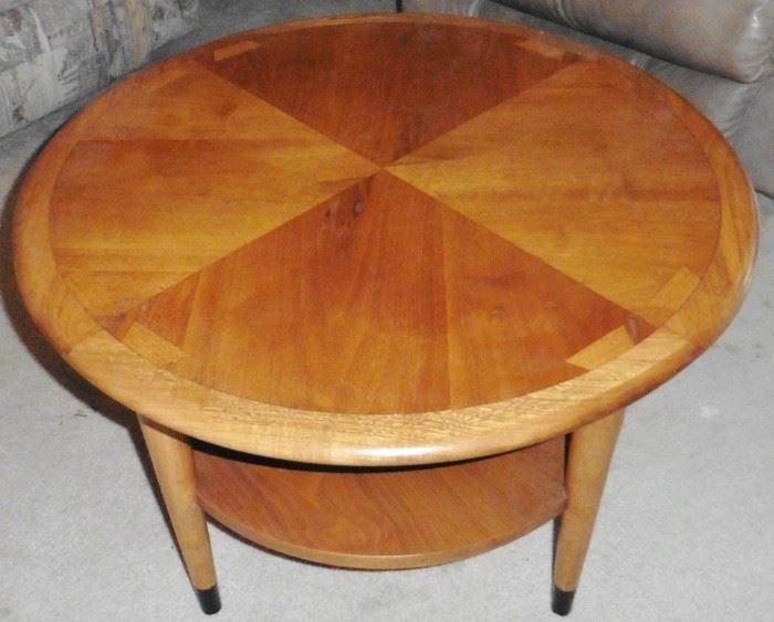 """Lane """"Acclaim"""" circular table"""