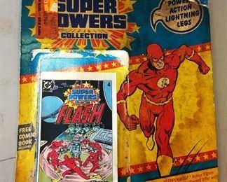 """Vintage """"Flash"""" Cards"""