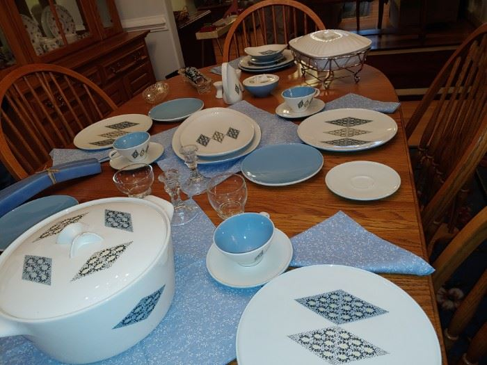 Vintage Iroquois China set