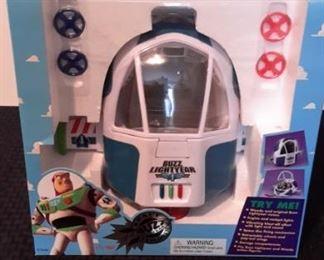 Toy Story Buzz Lightyear Spacecraft toy, new in box.