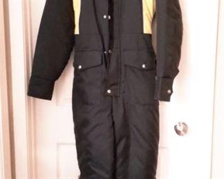 Ladies snowmobile suit, size 8-10.