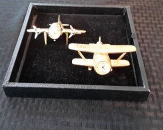 Timex airplane clocks