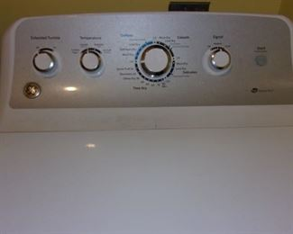 GE Washer and Dryer just over 1 yr old