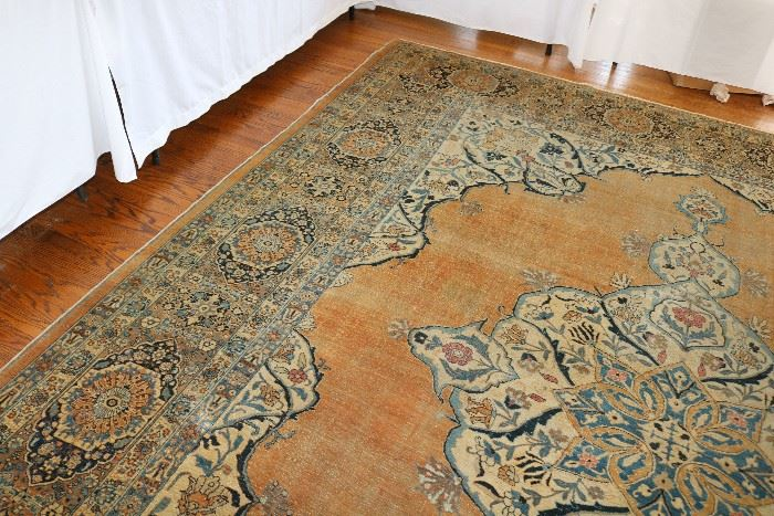 handknotted Persian