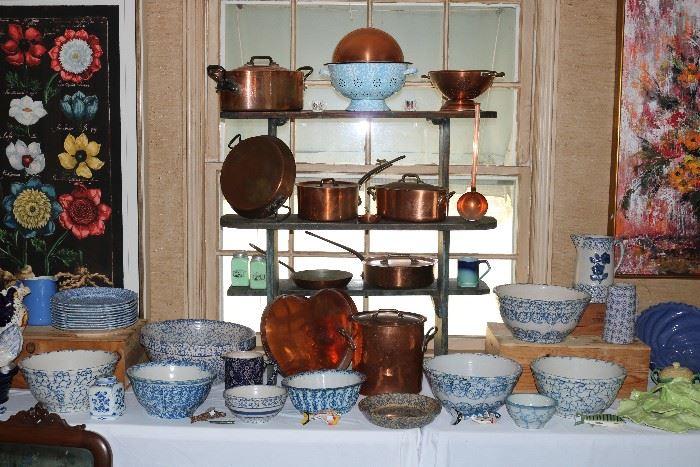 Large Collection Spongeware