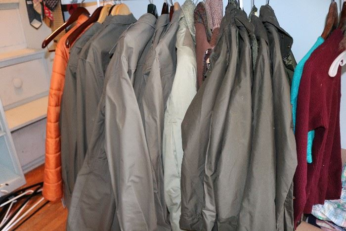 Brand new outerware (multiple sizes) from GoodShot Clothing Co.