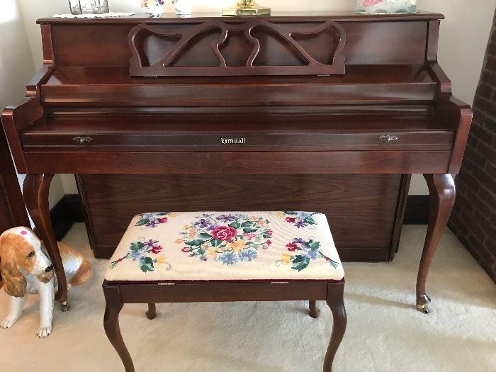 Kimball Piano on Pre Sales