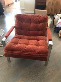Cy Mann Chrome Chairs