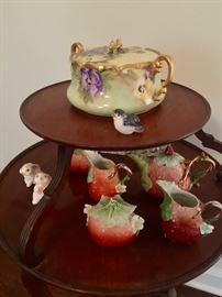 Vintage novelty tea set