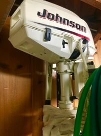 Johnson outboard motor