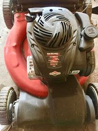 Lawn Mower Briggs Stratton