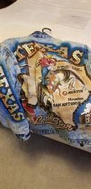 Tony Alamo of Nashville jacket