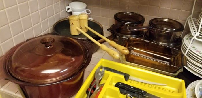 Visions cookware