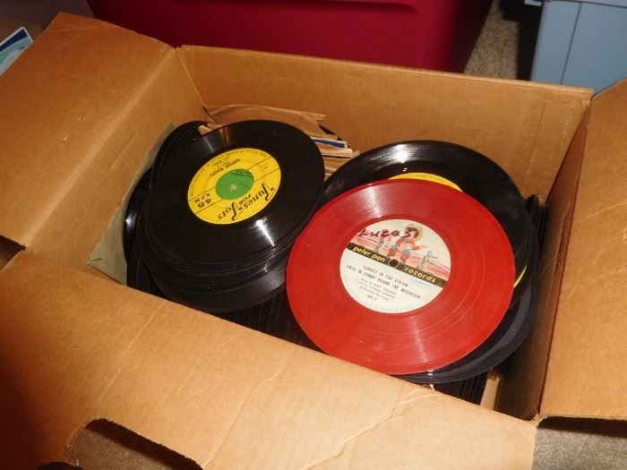 Old 45s