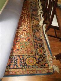 9' x  11' persian rug