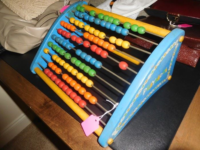 1960s abacus