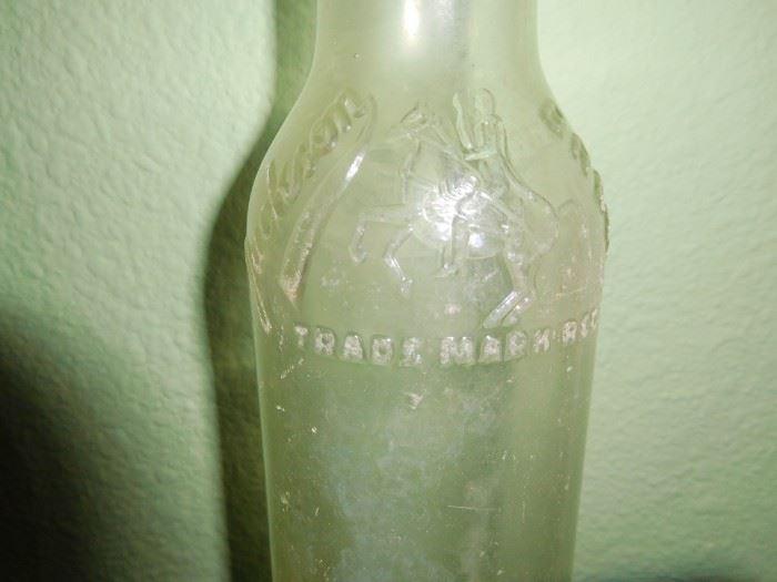 Jackson Brewery beer bottle