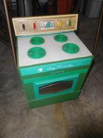 Suzy homemaker toy oven