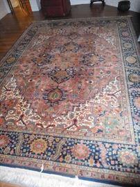 Beautiful 9' x 12' Persian rug