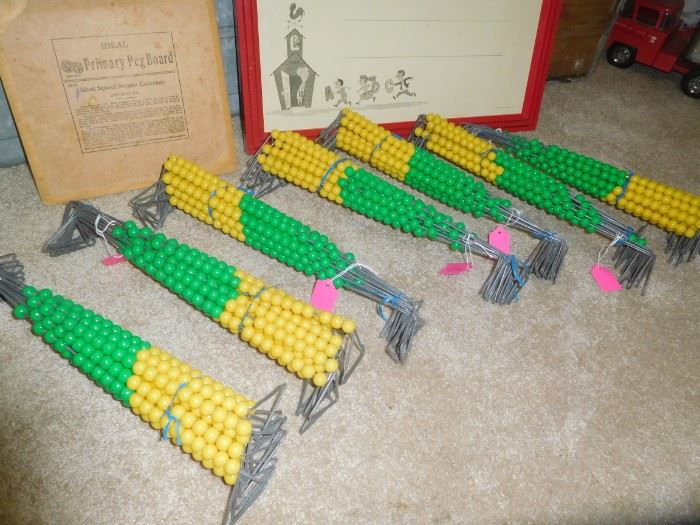 Groups of 12 primary school counting tools