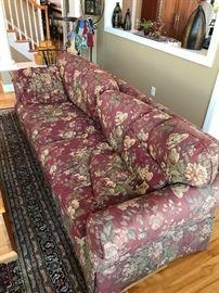 Like new very comfortable sofa