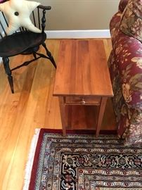 Matching  pine  end  tables