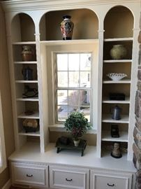 Ceramics, enamel teapot's  and more