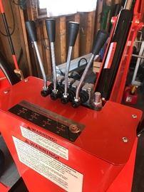 DR Power Towable Backhoe