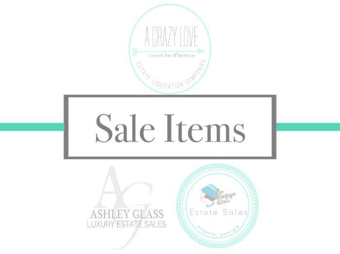 21 Sale Items Logo
