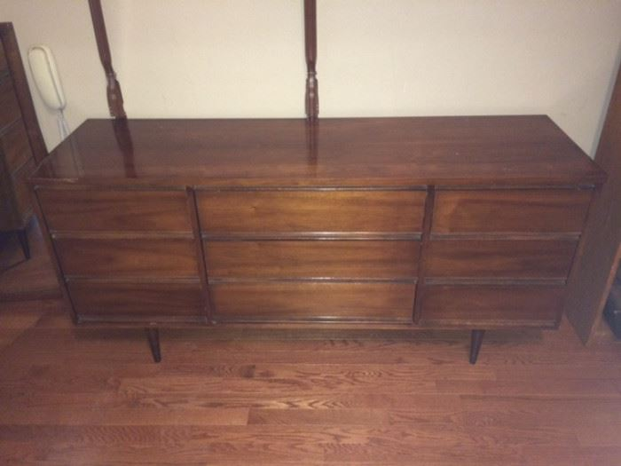 matching low dresser - mirror not shown, it is included