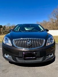 2014 Buick Verano :                                                               This Car IS IN MINT CONDITION! • The FIRST $14,000 Takes It! • Bids Above $9,000 Are Also Being Accepted • If You'd Like to Leave a Bid Simply Call Ken At (908)-227-6641 • If The Car Isn't Sold For the Full Asking Price of $14,000 it Will be Awarded to The Highest Bidder Above $9,000 • The Highest Bidder Will Be Notified On The Evening of April 28th• This Car is a Total Cream Puff • It Has Only 25,057 Miles • It is Fully Loaded • Lane Assist • Back Up Camera • Front & Rear Collision Alerts • Onstar Navigation • XM Radio • BUMPER to BUMPER Extended and Transferable Warranty Coverage Good Until September 2021 or For Another 75,000 Miles • Heated Seats • Cruise Control • USB Connections • Too Much To List • See Photos in The Photo Section for the Actual Manufacturer Sticker as Well as the Options & Price Details. If the Car is Still Listed on This Site Then it is Still Available!