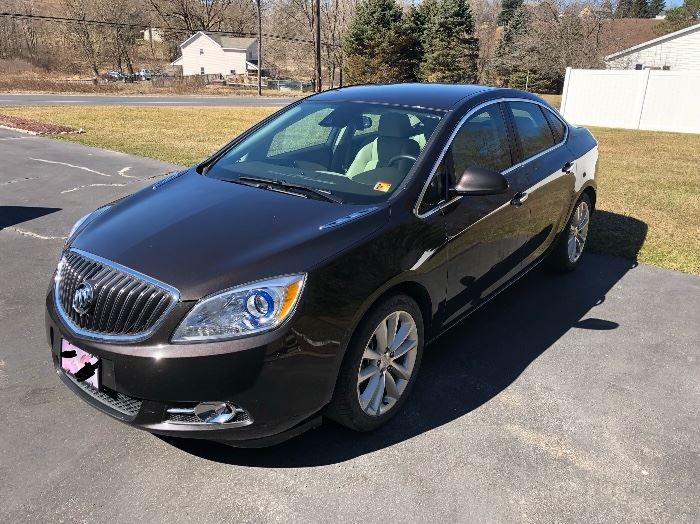 For Sale - 2014 Buick Verano FWD 1SG Only 25,057 Gently Used Miles.  A Total Creampuff!  Call Ken At (908)-227-6641 For Additional Information & More Photos.