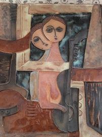 Ruth Faktor Ceramic Tile