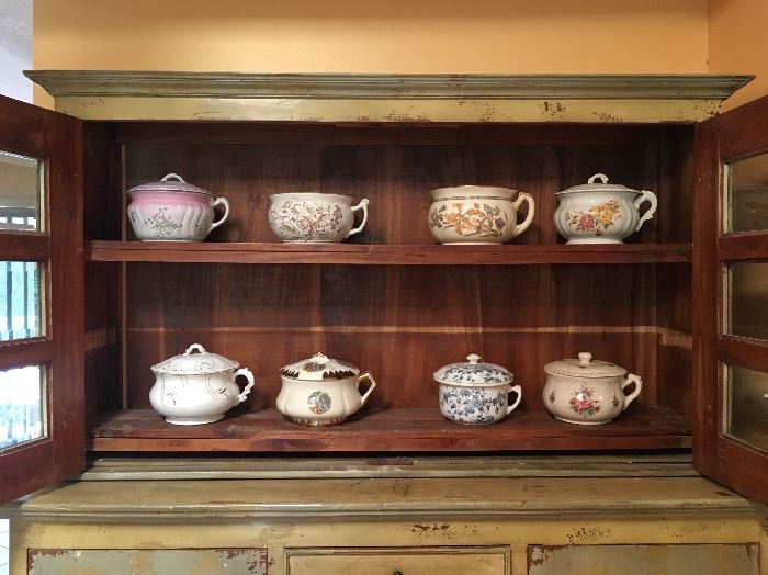 Chamber Pot Collection