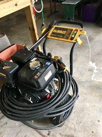 DeWalt Power Washer
