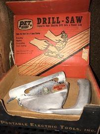 DRILL-SAW