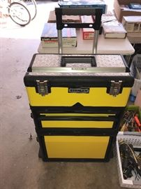 STANLEY PORTABLE ROLLING WORK STATION