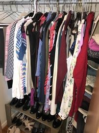 WOMENS CLOTHING-SIZE XS TO SMALL
