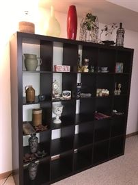 HOME DECORATIONS / IKEA KALLAX LARGE WALL DISPLAY SHELF / BOOKSHELF