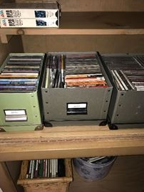 LOTS AND LOTS OF CDS