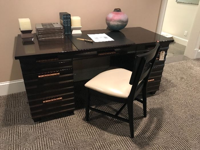 Nancy Corzine Desk