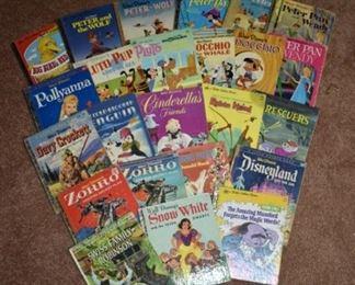 Literally thousands of children's books!