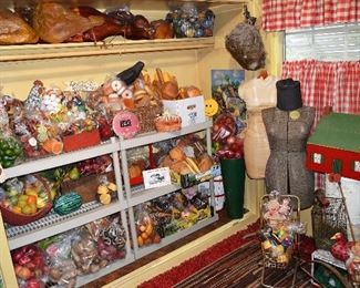 Food Room Overview