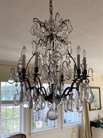 fabulous crystal chandelier