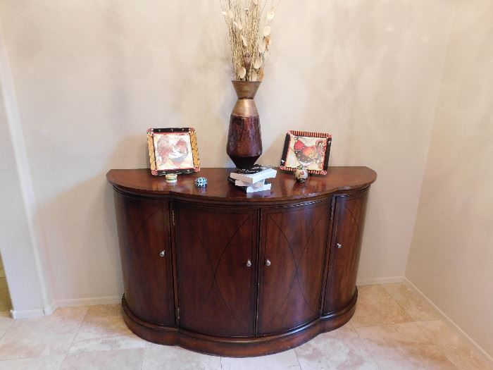 Alexander Julian two sided buffet